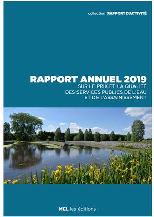 Rapport annuel 2019 sur le prix et la qualité des services publics de l'eau et de l'assainissement