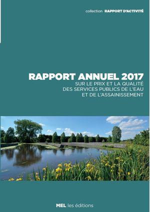Rapport annuel 2017 sur le prix et la qualité des services publics de l'eau et de l'assainissement