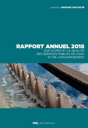 Rapport annuel 2018 sur le prix et la qualité des services publics de l'eau et de l'assainissement