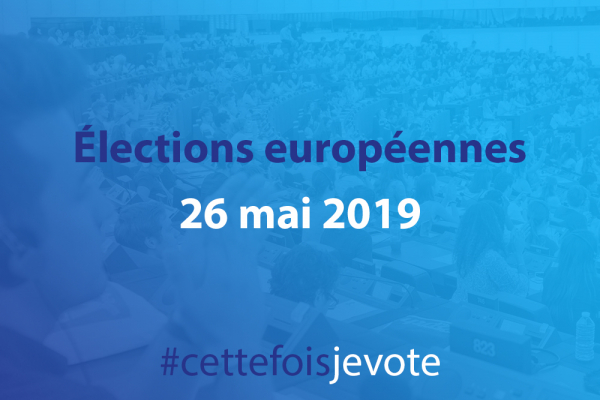 Élections européennes : cette fois je vote