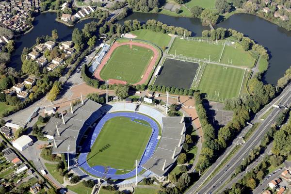 Appel à candidature : complexe annexe du Stadium