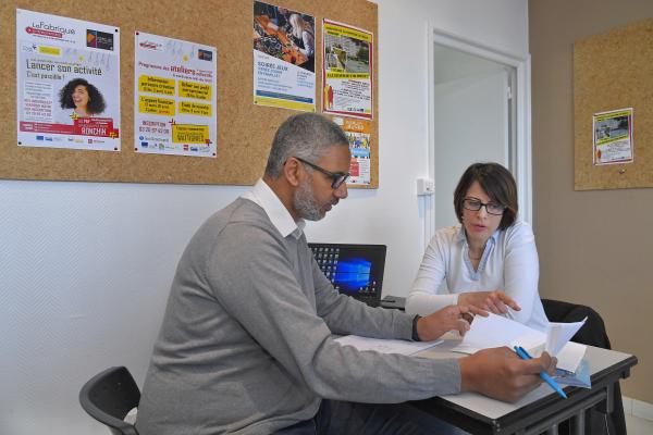La Fabrique à entreprendre accompagne les entrepreneurs métropolitains