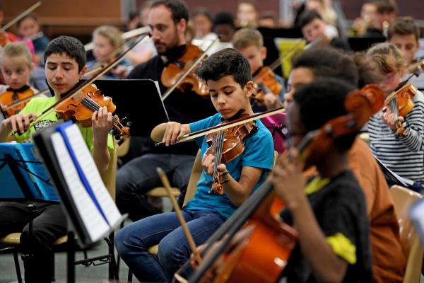 L'orchestre Démos MEL revient pour une seconde saison
