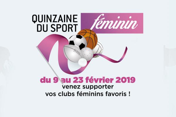 Quinzaine du sport féminin