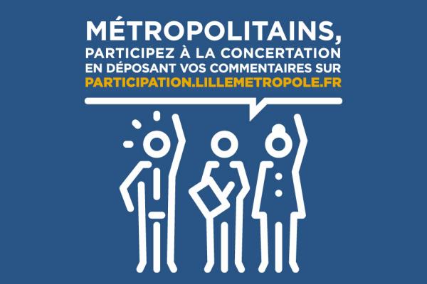 La Métropole Européenne de Lille ouvre sa plateforme de participation citoyenne pour permettre aux habitants des 90 communes de la MEL de s'exprimer dans le cadre du Grand Débat National