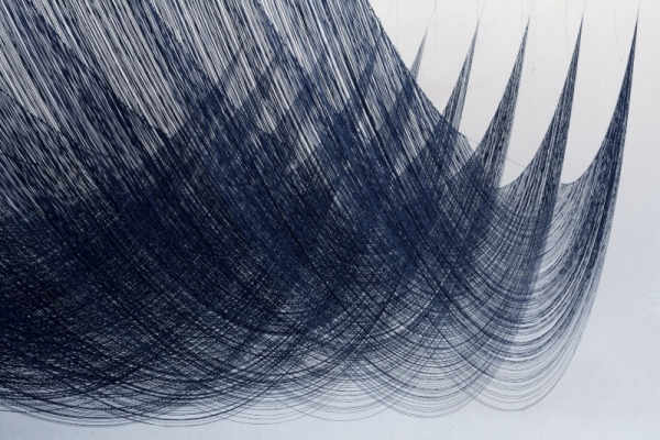Exposition « Lignes » d'Akané Yorita