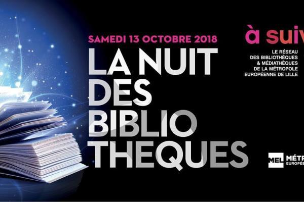 5ème édition de la nuit des bibliothèques