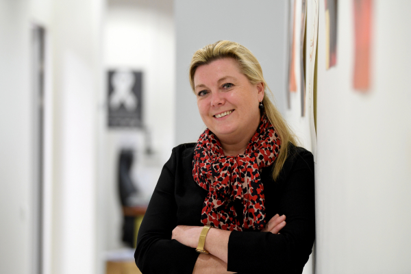 Rencontre avec Sandrine Ballonet, référente départementale violences conjugales