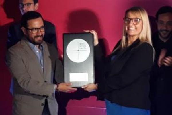 Passage de témoin entre Mexico et Lille Métropole  pour la Capitale Mondiale du Design