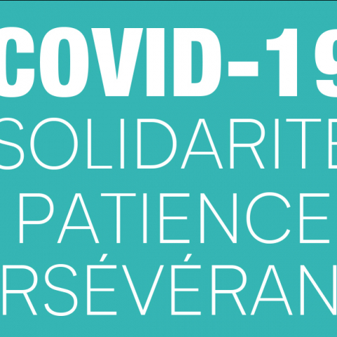 Covid-19 : point de situation sur le territoire métropolitain