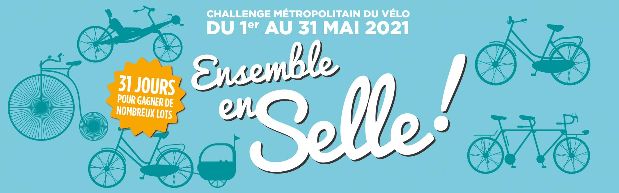 Challenge Métropolitain du Vélo 2021